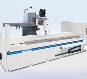 Banc de Perçage Fraiseuse Bauer Maschinenbau Bohrmax