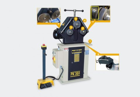 Machine de cintrage Sahinler PK30