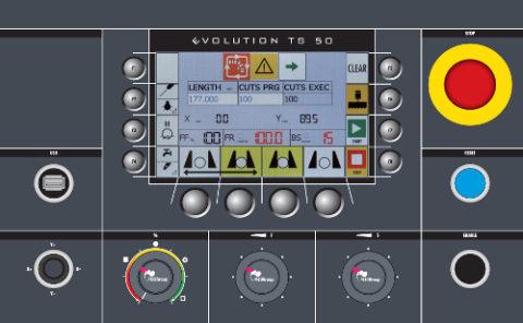 Scie à ruban MEP Shark 230 NC HS 5.0