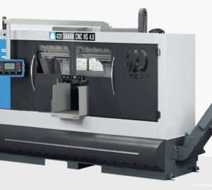 Scie à ruban MEP Shark 420 CNC HS MT metall-technik