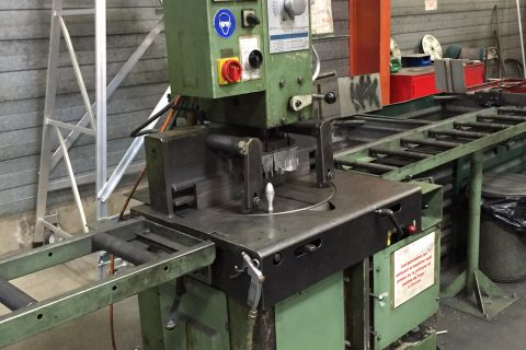 Scie Kaltenbach KKS 400 mt machines mt metall technik