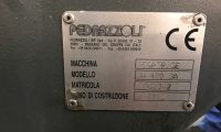 mt metall technik mt machines scie a ruban pedrazzoli