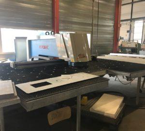 Poinçonneuse Euromac MTX Autoindex MT-Metall Technik MT Machines Tolerie