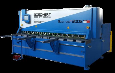 Cisaille Hydraulique Boschert G-Cut MT Metall Technik Suisse Romande
