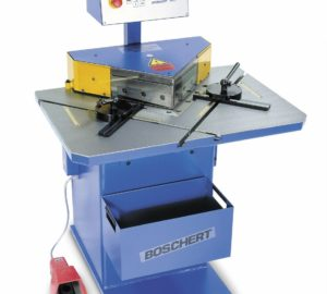 Encocheuse Boschert LB 12 MT Metall Technik Suisse Romande