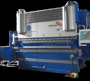 Plieuse hydraulique Boschert G-Bend series MT Metall Technik Suisse Romande