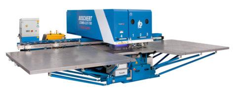 Poiconneuse Boschert Combicut Laser MT Metall Technik Suisse Romande